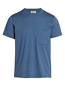 7 For All Mankind Mitered Pocket T-Shirt