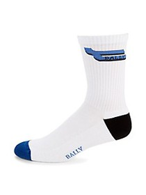 Bally Short Competition Crew Socks