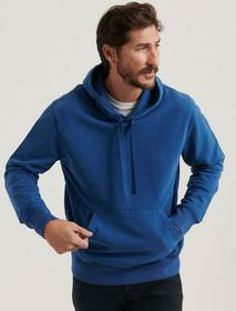 Lucky Brand Sueded Fleece Terry Hoodie