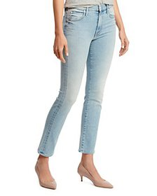 MOTHER - The Rascal Ankle Jeans in When in Rome -