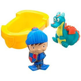 Fisher-Price Mike the Knight: Mike & Squirt Bath B