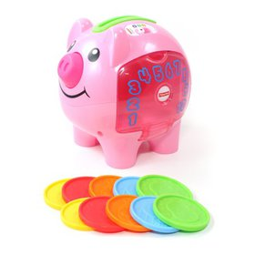 Fisher Price Laugh and Learn Smart Stages Pink Pig