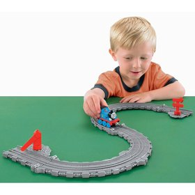 Thomas the Train: Take-n-Play S-Curve Fold-Out Tra