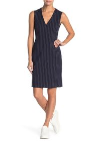Rag & Bone Lexi Pinstripe Sleeveless Dress