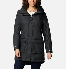 Columbia Women's Mountain City™ Long Jacket