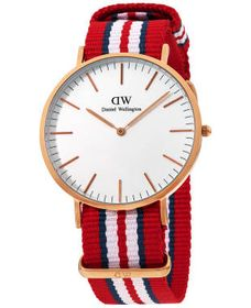 Daniel Wellington Men's Quartz Watch 0112DW