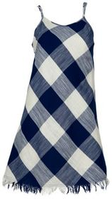 Natural Reflections Plaid Dress for Ladies