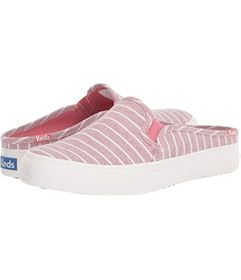 Keds Double Decker Mule Chambray Stripe