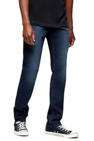 True Religion Geno Flap Pocket Slim Leg Jeans