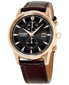 Citizen Men's Quartz Solar Watch CA7003-06E