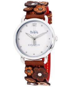 Coach Women's Quartz Watch 14502744