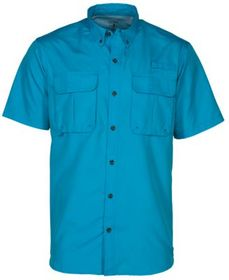 RedHead Solid Tourney Short-Sleeve Shirt for Men
