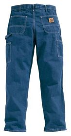 Carhartt Loose-Fit Work Jeans for Men
