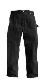 Carhartt Firm Duck Double-Front Work Dungarees for