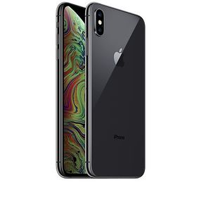 Apple Refurbished iPhone XS Max 64GB - Space Gray