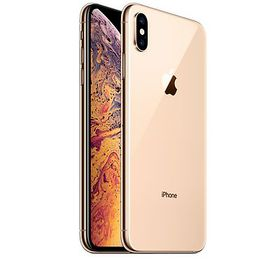 Apple Refurbished iPhone XS Max 64GB - Gold (Unloc