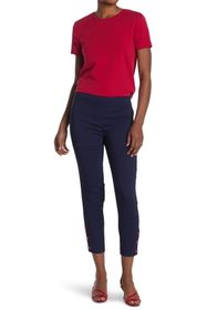 LOVE Moschino Trousers With Button Cuff Detailing