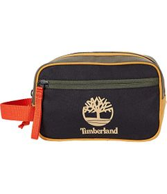 Timberland Waxed Canvas Multicolor Travel Kit