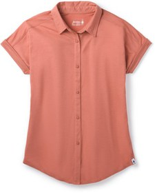 Smartwool Everyday Travel Button-Down Top - Women'