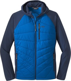 Outdoor Research Refuge Hybrid Hooded Jacket - Men