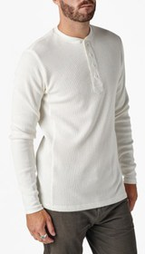 Arbor Night Ride Henley Shirt - Men's