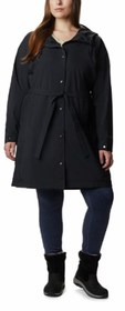 Columbia Here And There Trench Long Jacket - Women