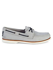 Sperry Gold Cup Authentic Original 3-Eye Lug Boat