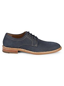 Johnston & Murphy Chambliss Suede Derby Shoes