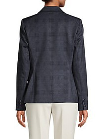 Tommy Hilfiger Tonal Check Jacket