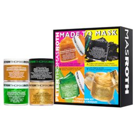 Made To Mask 4-Piece Mask Kit - Worth $177.00