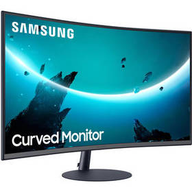 "Samsung C27T55 27"" 16:9 FreeSync Curved LCD Monito"