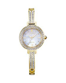 Citizen - Eco Drive Silhouette Crystal Watch, 25mm