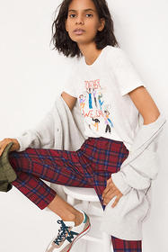Anthropologie Together We Can Graphic Tee