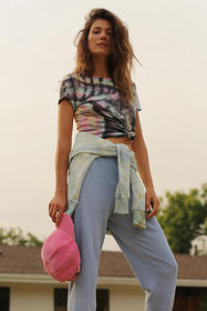 Anthropologie Sundry Classic Joggers