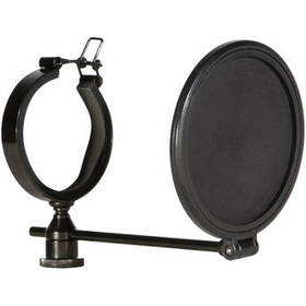 On-Stage Front Address Pop Filter for EV RE20 and