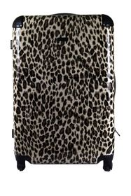 "Rebecca Minkoff Kate Leopard Print 24"" Hardside Up on sale at Haute Look"