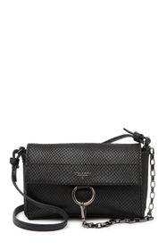T Tahari Piper Leather Crossbody Bag