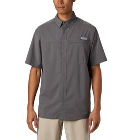 Columbia Men's PFG Grander Marlin™ Woven Short Sle
