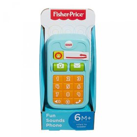 Fisher Price Fun Sounds Keypad Cell Phone Learning