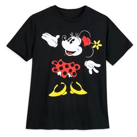Disney Minnie Mouse T-Shirt for Adults – Mickey &