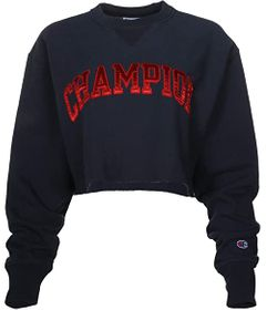Champion Vintage Wash Reverse Weave® Cropped Cut O