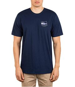 Hurley Outriggers Short Sleeve Tee