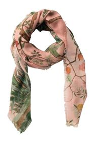 GUCCI Tree of Life Wool & Cashmere Scarf