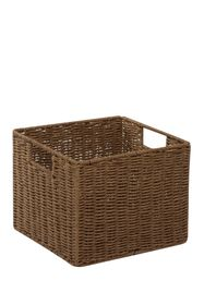 Honey-Can-Do Brown Paper Rope Storage Crate on sale at Nordstrom Rack