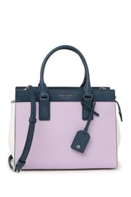 kate spade new york cameron medium leather satchel