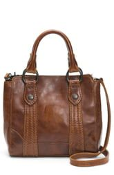Frye Melissa Leather Mini Tote Bag