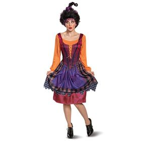 Disney Mary Sanderson Costume for Adults by Disgui