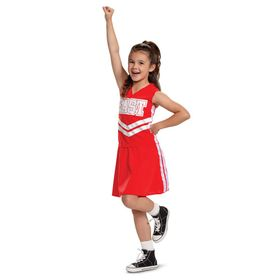 Disney Cheerleader Costume for Kids by Disguise –