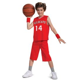 Disney Ricky as Troy Costume for Kids by Disguise