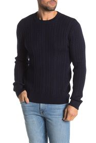 Slate & Stone Cable Knit Wool Blend Sweater